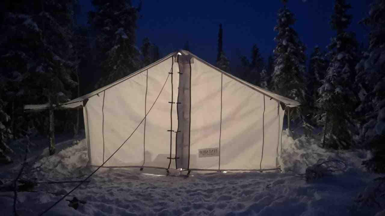 Comment construire une tente