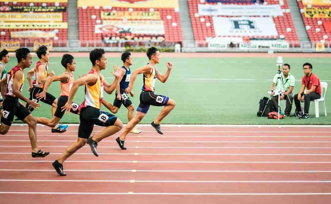 Quand arrêter l'entraînement avant une course ?