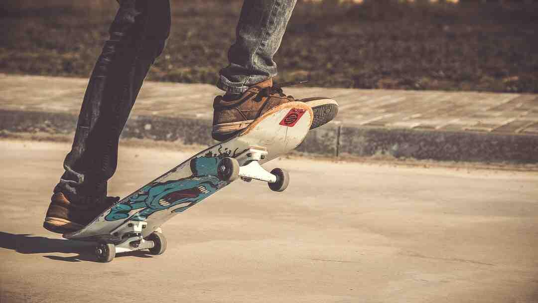 Comment faire un flip en patinage artistique