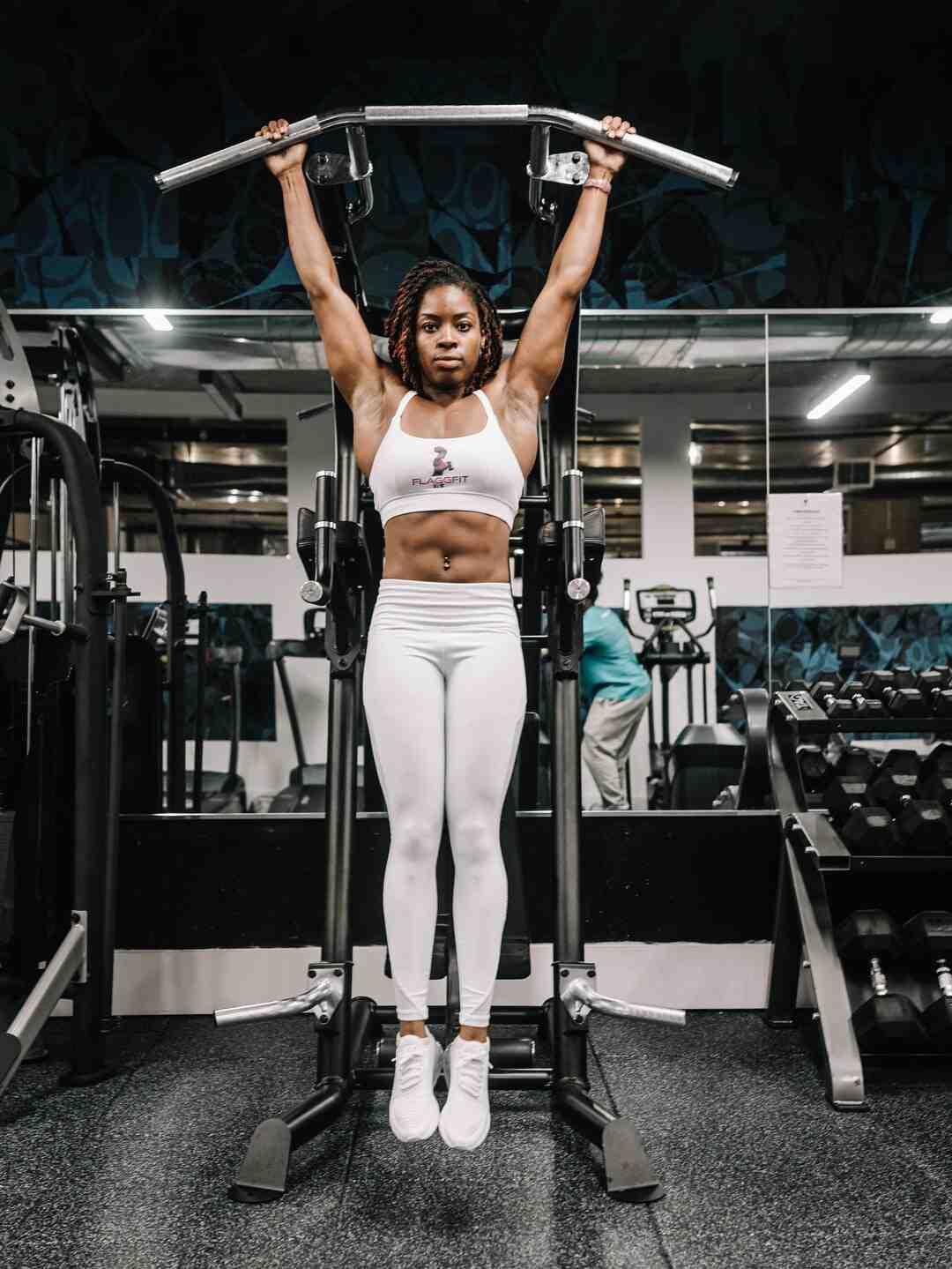 Programme musculation en salle