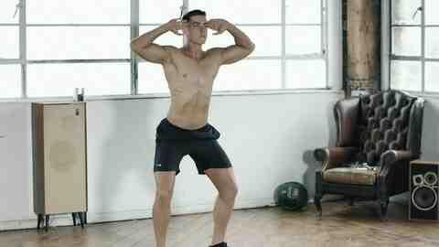 Programme musculation maison poids du corps